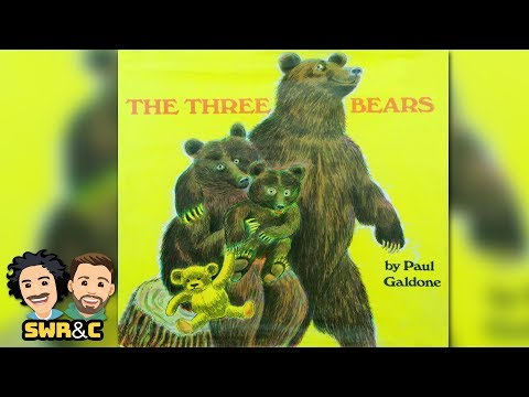 STORYTIME  The Three Bears by Paul Galdone  READ ALOUD