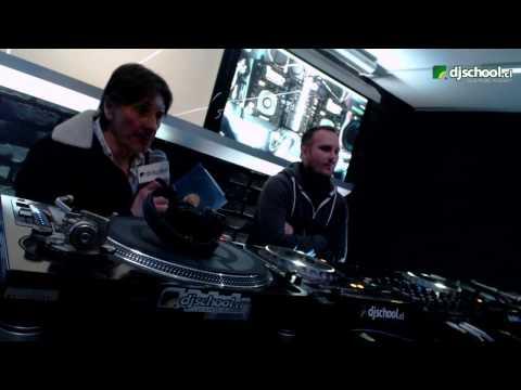 MIHAI POPOVICIU @ MUSIC CONFERENCE THE LOFT - DJ SCHOOL