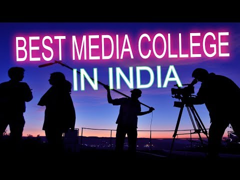 Best College For Media Studies | Admission In Best Media College In India