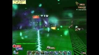 Прохождение 9 Миссии в игре Кубезумие 2.Война Зомби!