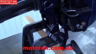 Двухтактный Лодочный мотор Parsun T3.6BMS  | Видео Обзор  | Обзор от  Mototek
