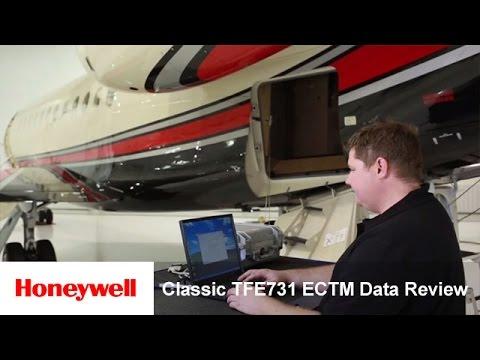 Classic TFE731 ECTM Data Review   Training   Honeywell