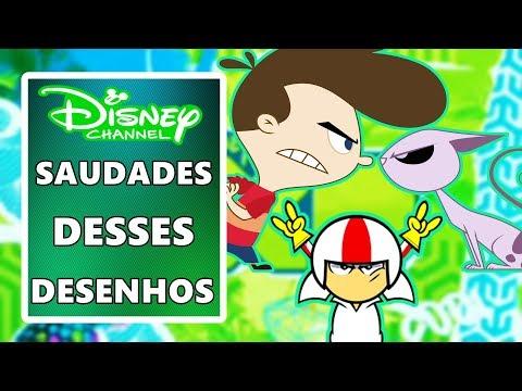 Os Melhores Desenhos Antigos Da Disney Channel E Xd Meu Vicio Em Desenhos Youtube