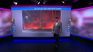تفاصيل وأسباب انفجار حاوية بميناء جبل علي في دبي