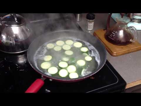 Feeding Otocinclus And Farlowellas - Blanching Veggies And Diet