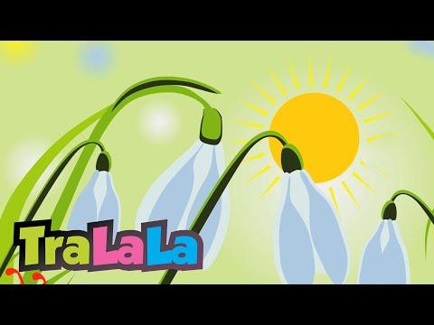 Ghiocelul - Cântece de primăvară pentru copii | TraLaLa
