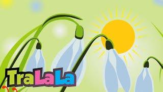 Ghiocelul - Cântece de primăvară pentru copii | TraLaLa Mp3