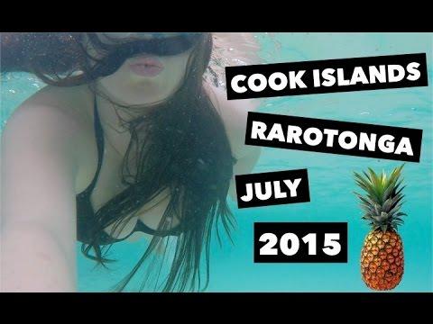 COOK ISLANDS: RAROTONGA, 2015
