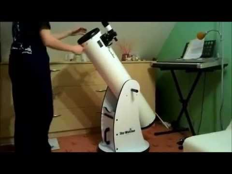 First look on Sky-Watcher 200/1200 - 8 inch Dobsonian