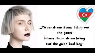 Dihaj - Skeletons - Eurovision 2017 Azerbaijan lyrics