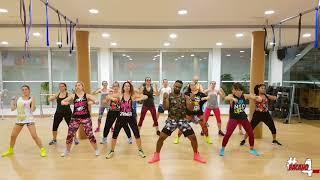 Me Rehuso - Danny Ocean *Zumba® Choreo : Tony Mosquera , Dafnee De Frias & Jeimy Bueno #dannocean
