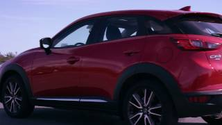 2017 CX-3 Exterior Design – TopSpeed Review | Mazda Canada