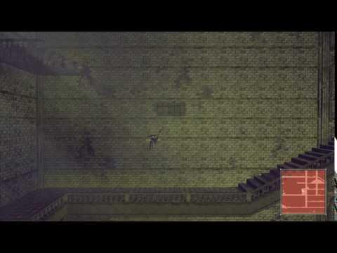 ニーアオートマタ森の城のチタン合金をジャンプで入手する方法