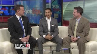 One-on-one with Notre Dame West Haven star Tremont Waters