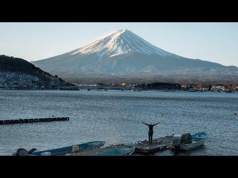Where to take the best photos around Mt Fuji - Kawaguchiko Day 2