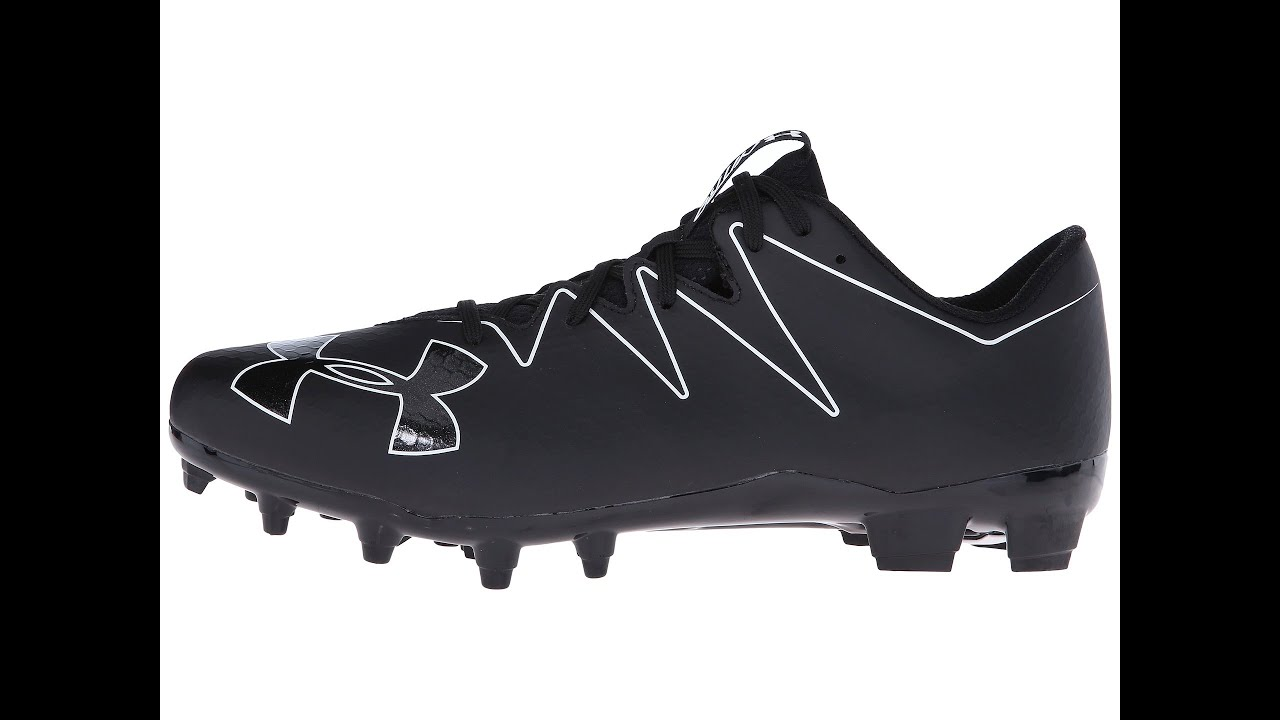 935bd72a8cc5 Unboxing the under armour nitro low Mac s football cleats - YouTube