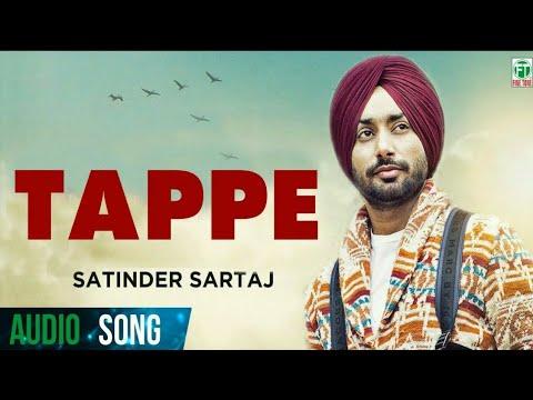 Satinder Sartaaj | Tappe Offical Full Song | Latest Punjabi Song | Finetone