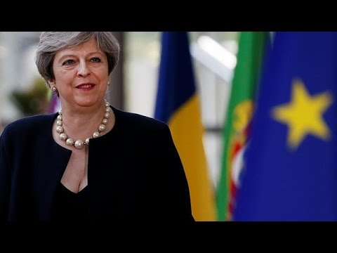 euronews (in Italiano): May annuncia: