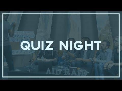Aid Raid 2017: Quiz Night
