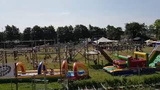 Sport Spel en Space Bootcamp Noordwijk