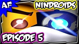 Lego Ninjago Rebooted Episode 5: BLACK ICE Trailer - Rise of Nindroids Series
