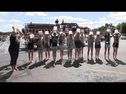 Pymatuning Valley High School ALS Ice Bucket Challenge