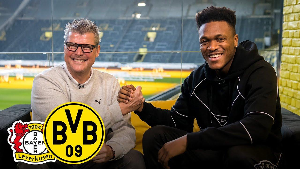 """Kann mich noch weiterentwickeln!"" | Feiertagsmagazin mit Dan-Axel Zagadou | Bayer Leverkusen - BVB"