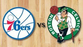 Boston Celtics vs Philadelphia 76ers - NBA LIVE STREAM