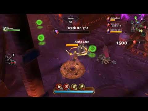 Dungeon Hunter 5 Pc CO-OP Gameplay 2019