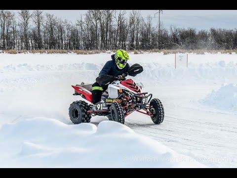 ATV Studded Tire Build