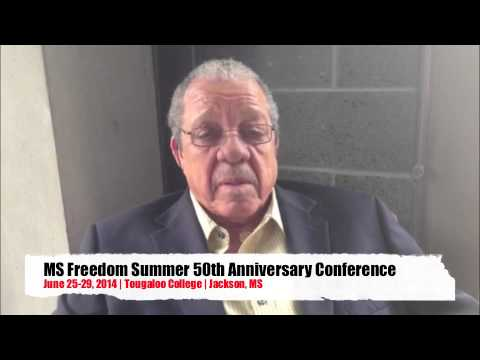 Join David Dennis at MS Freedom Summer 50th