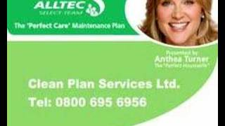 Anthea Turner Recommends Clean Plan