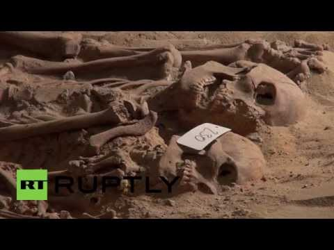 France: Supermarket crypt! 150 SKELETONS discovered beneath Paris shop