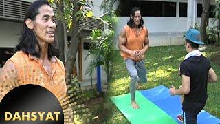 Ade Ray Latihan Gym Bersama Anwar [Dahsyat] [4 April 2016]
