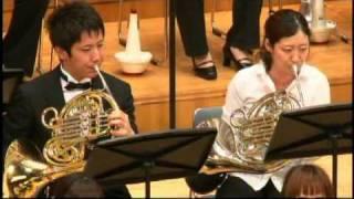 2009年07月03日 フレッシュマン・ウィンド・アンサンブル・コンサート ...