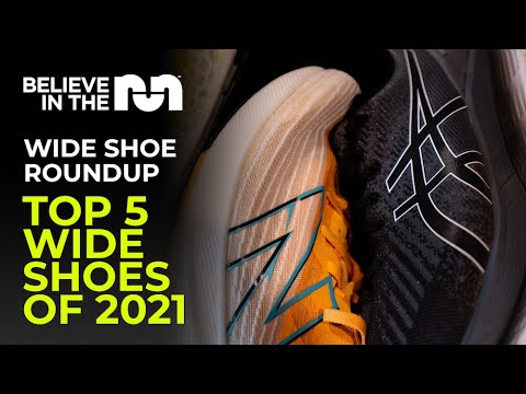 Best Wide Foot Running Shoes for 2021   Jarrett's Top Picks