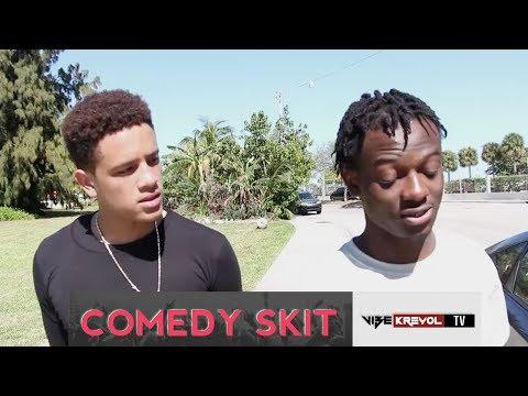 Eli Creole Bon Sou Yani Martelly Comedy Skit #VkTV