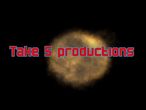 A NEW CHANNEL!!! (Take 5 Productions)