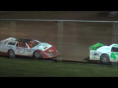 "Ohio Valley Speedway ""Gene Johnson Memorial"" Late Model Feature 5-13-2017"