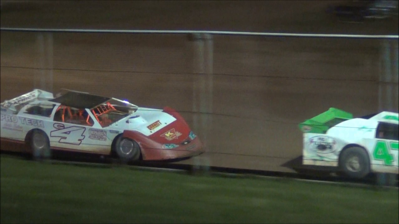 Ohio Valley Speedway Gene Johnson Memorial Late Model Feature