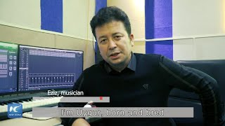 #RealLifeXinjiang: A Uygur musician's love for folk songs