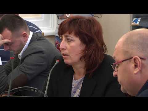 TV-4: Тернопільська міська рада прийняла бюджет міста на 2018 рік