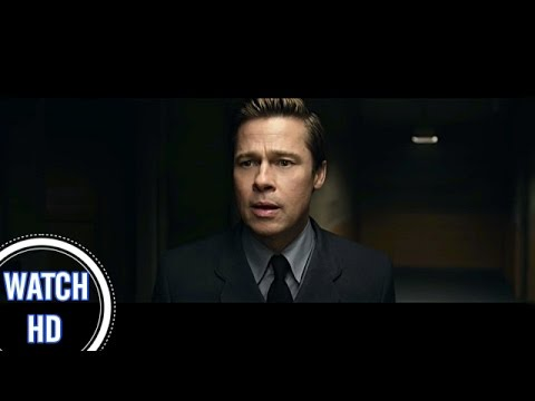 ALLIED: Official Trailer (2016) - Brad Pitt Movie(TRUE STORY)(HD)