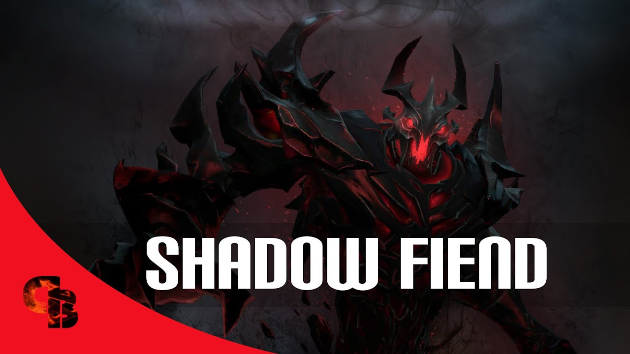 Dota 2 Shadow Fiend Reworked