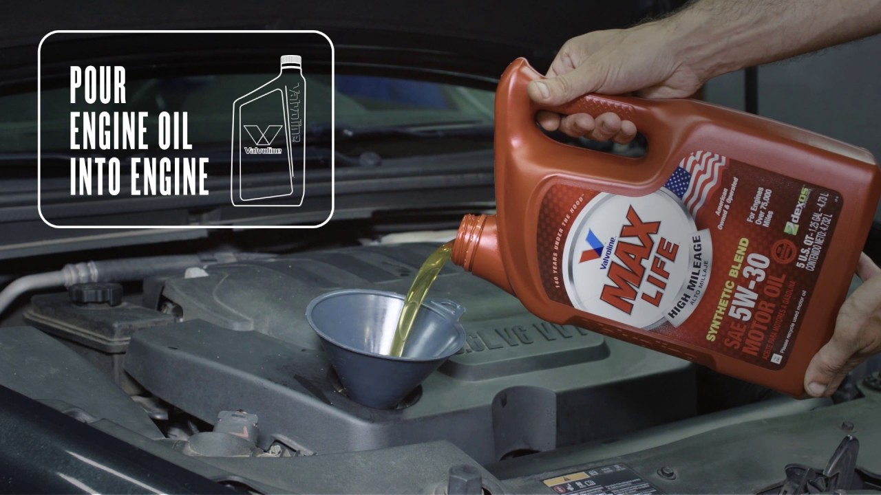 How To Change The Oil In A Chevrolet Malibu