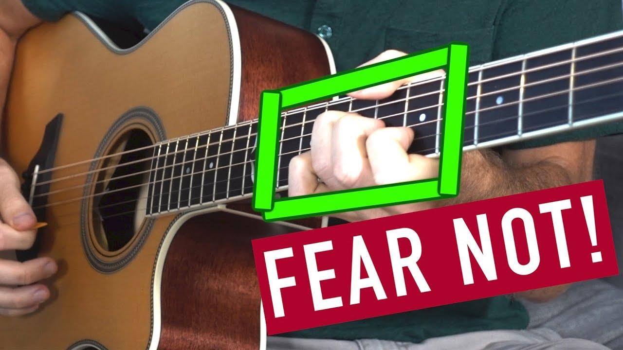 Take the Beginner to Intermediate Guitar Jump! – learn how