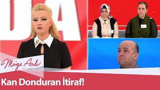 Osman Biçer, karısını öldürdüğünü itiraf etti! - Müge Anlı ile Tatlı Sert 25 Şubat 2021