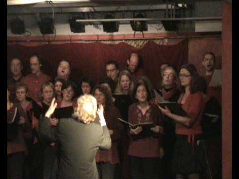 Mikado - Chor Karlsruhe singt Puhdys - wenn ein Mensch lange  Zeit lebt - vom Film Paul und Paula