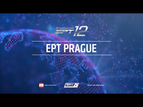 EPT 12 - Prague 2015: Main Event, Day2. Online Video