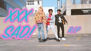 RIP XXXTENTACION :( SAD! [Official NRG Video]